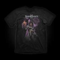 Starcraft II T-Shirt HOTS Kerrigan
