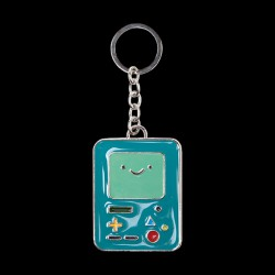 Adventure Time - Beemo Metal Keychain (KE200405ADV)