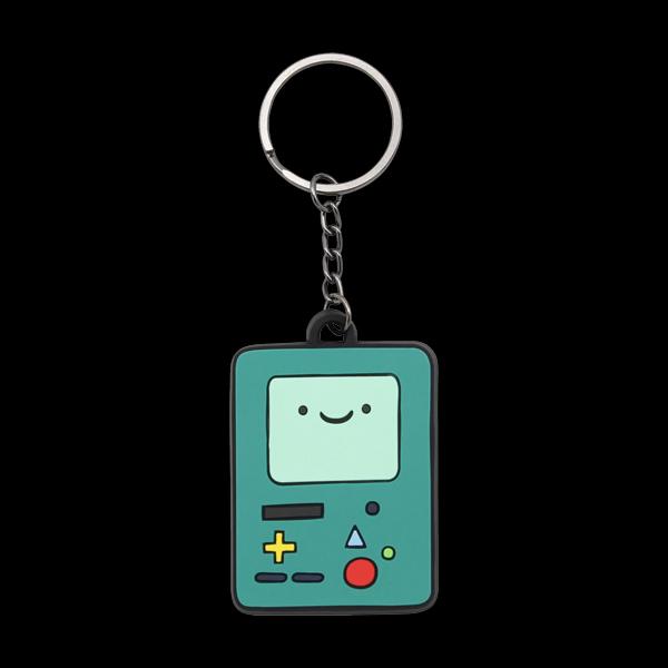 Adventure Time - BMO Rubber Keychain (KE210107ADV) купить