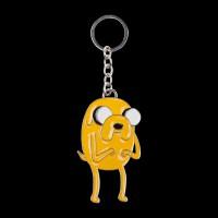 Брелок Adventure Time - Jake Metal Keychain (KE290401ADV)