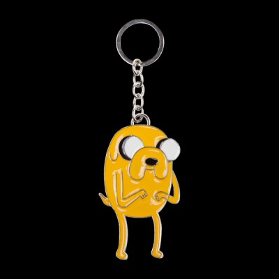 Adventure Time - Jake Metal Keychain (KE290401ADV) купить
