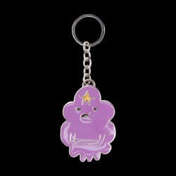 Adventure Time - Lumpy Space Princess Metal Keychain (KE200403ADV)