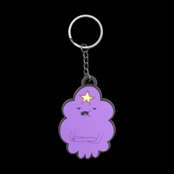 Adventure Time - Lumpy Space Princess Rubber Keychain (KE260330ADV)