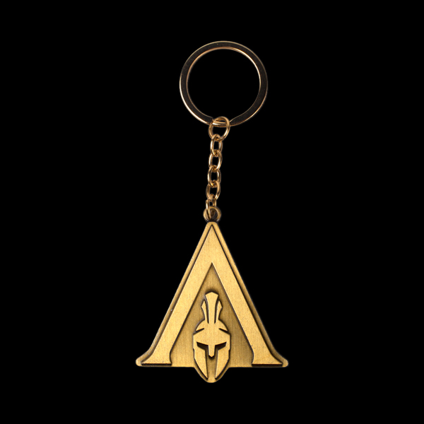 Assassin's Creed Odyssey - Odyssey Logo Metal Keychain (KE234321ACO) купить