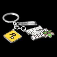 GTA 5 Keychain