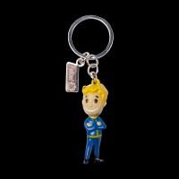 Fallout - 3D Metal Keychain (KE255707FAL)