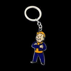 Fallout - Metal Keychain With Movable Head (KE572342FOT)