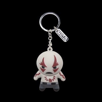 Marvel Drax 3D Rubber Keychain