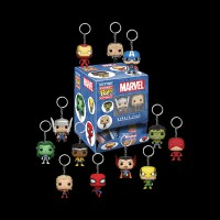Pocket POP! Keychain Blindbag: Marvel