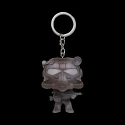 Funko Pocket POP! Keychain. Fallout: T-60 Power Armor (10316)