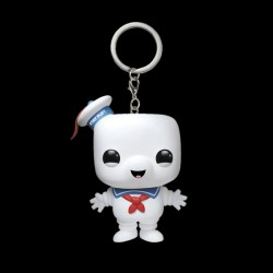 Funko Pocket POP! Keychain. Ghostbusters:Stay Puft