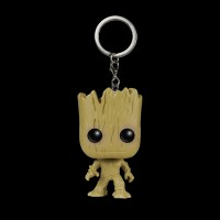 Pocket POP! Keychain. Marvel: Guardians. O/T Galaxy: Groot