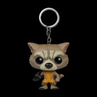 Pocket POP! Keychain. Marvel: Guardians. O/T Galaxy: Rocket Raccoon