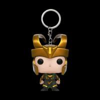 Pocket POP! Keychain: Marvel: Loki