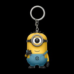 Pocket POP! Keychain: Movies: Despicable Me3: Carl