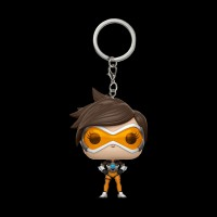 Funko Pocket POP! Keychain: Overwatch: Tracer (14312)