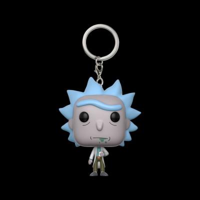 Funko Pocket POP! Keychain: Rick & Morty: Rick (12916)