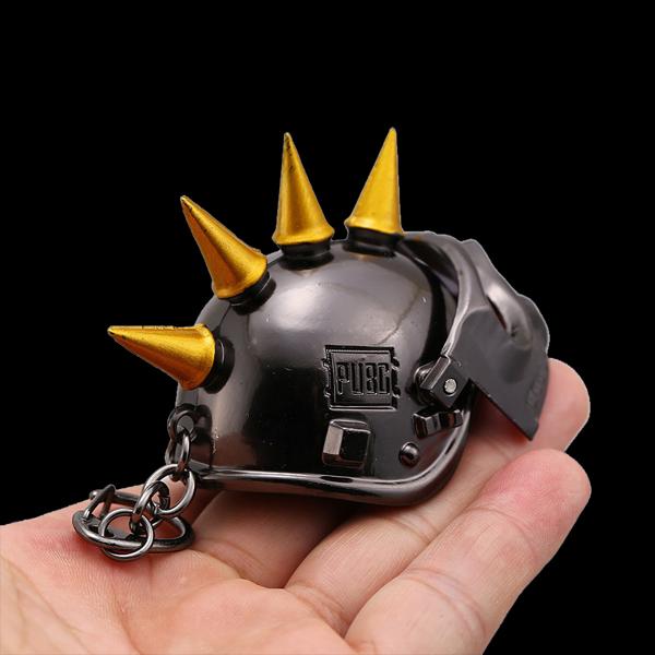 PUBG: Helmet Gold Spikes фото