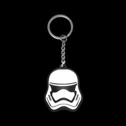 Star Wars: Stormtrooper Rubber 3D Keychain (KE197622STW)