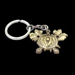 World of Warcraft Horde Shield Keychain
