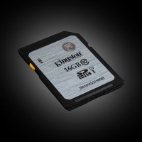 Kingston 16 GB SDHC class 10 UHS-I R45MB/s SD10VG2/16GB