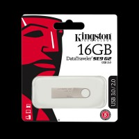 Kingston 16GB DataTraveler SE9 G2 Metal Silver DTSE9G2/16GB