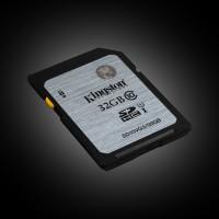 Kingston 32 GB SDHC class 10 UHS-I R45MB/s SD10VG2/32GB