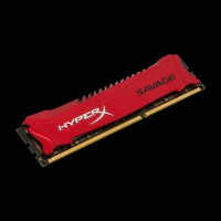 HyperX DDR3 4 GB 1600 MHz Savage Red (HX316C9SR/4)