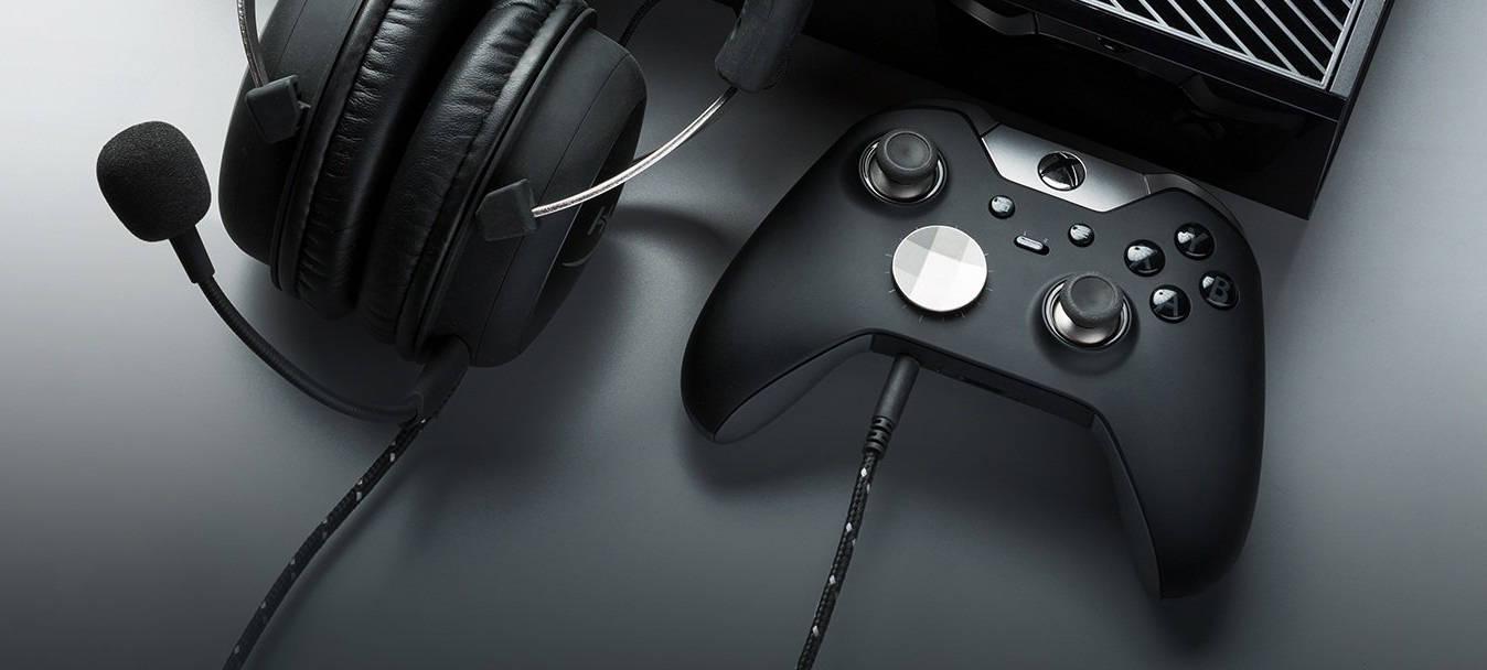 Гарнитура и Xbox