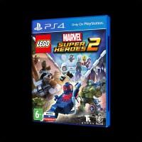 LEGO: Super Heroes 2 PS4
