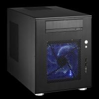 Lian-Li PC-Q08B Black