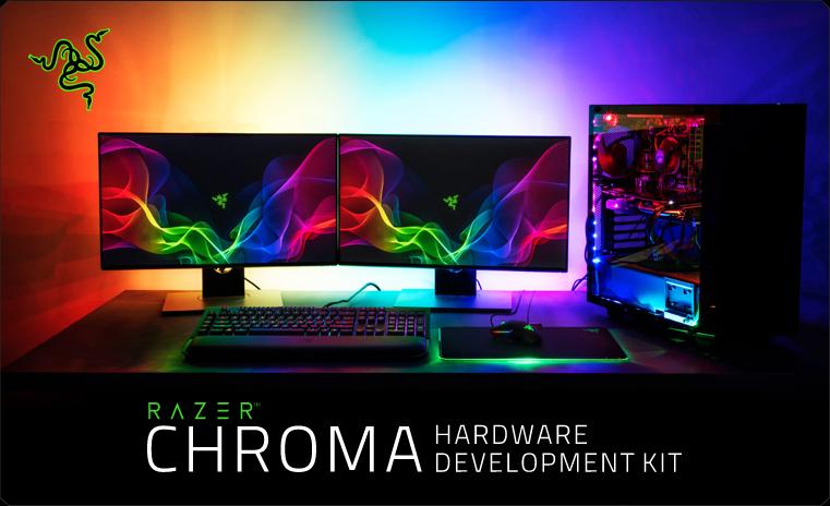 Razer Chroma Hardware Development Kit  (RZ34-02140300-R3M1)