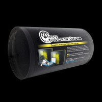 Фильтр для корпуса 90х16 см черный