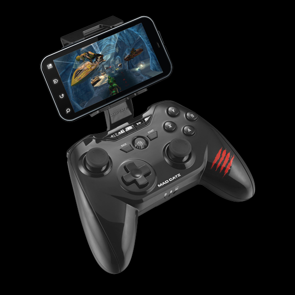 Mad Catz C.T.R.L.R Mobile Gamepad for Android/PC (MCB3226600C2/04/1) стоимость