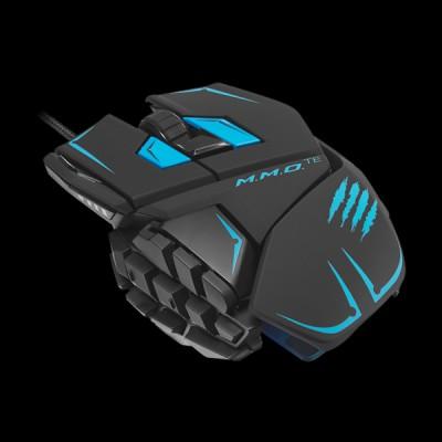 MadCatz M.M.O. TE Gaming Mouse (MCB437140002/04/1) купить
