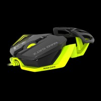 MadCatz R.A.T. 1 Gaming Mouse (MCB437260006/06/1)