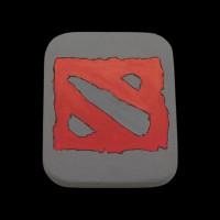 Магнит Dota 2 logo