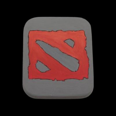 Магнит Dota 2 logo купить