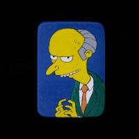 Simpsons: Charles Montgomery Burns
