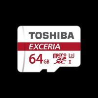 Toshiba microSD-Card M302 64G (THN-M302R0640EA)