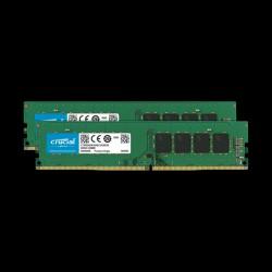 Micron Crucial DDR4 (2x8GB) 2400 MHz (CT2K8G4DFS824A)