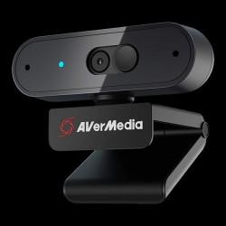 AVerMedia Live Streamer CAM Full HD Black (PW310P)