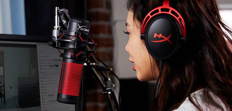 Монтажный адаптер для микрофона в комплекте