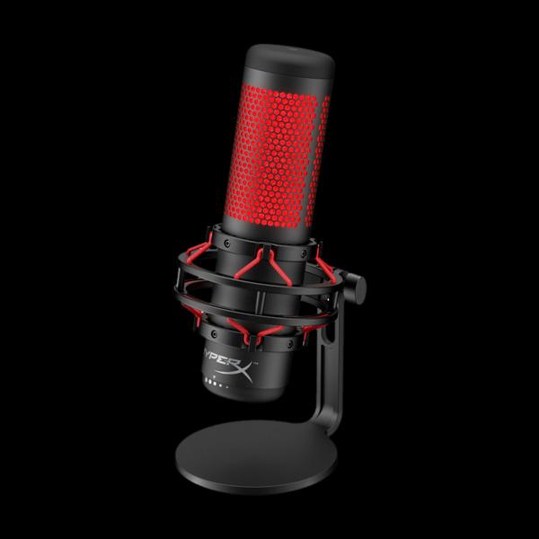 HyperX Quadcast (HX-MICQC-BK) купить