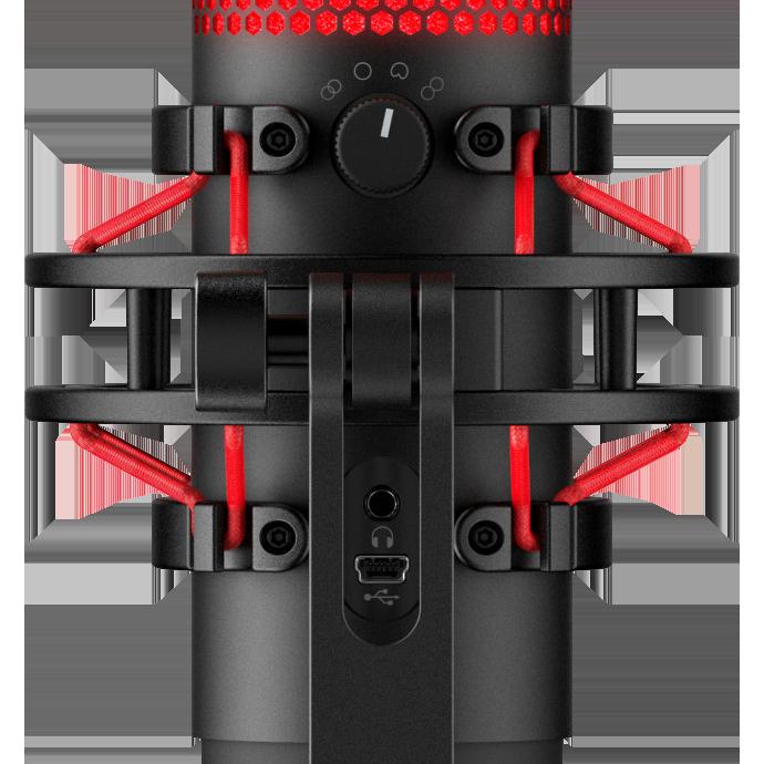HyperX Quadcast (HX-MICQC-BK) в Украине