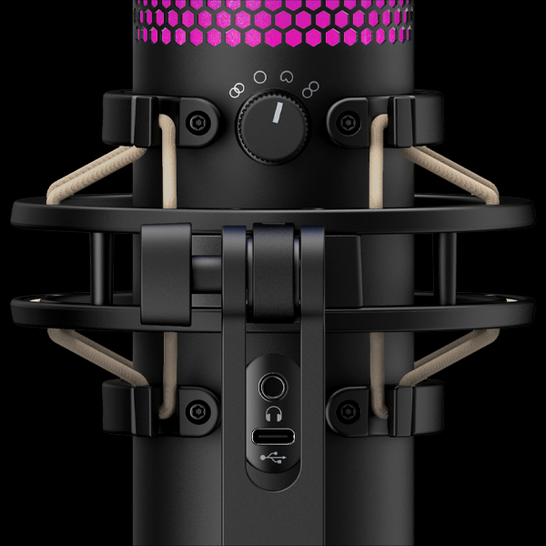 HyperX Quadcast S (HMIQ1S-XX-RG) фото
