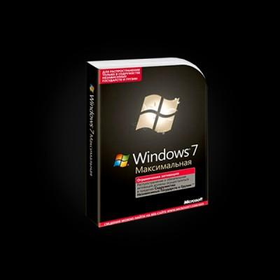 Microsoft Windows 7 Ultimate Russian
