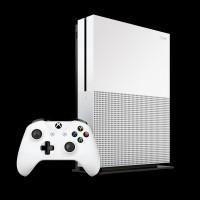 Microsoft Xbox One Slim 2 Tb White