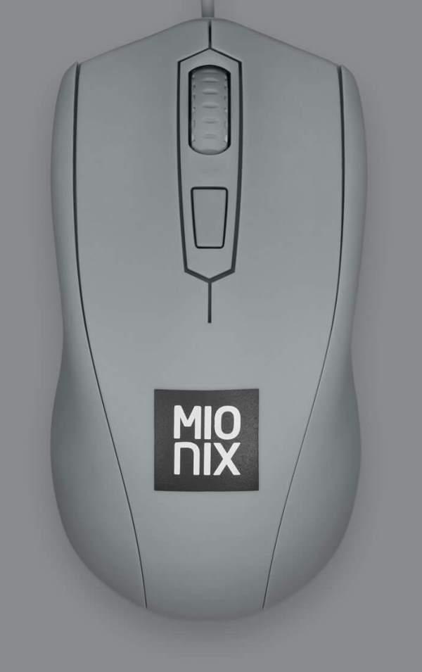 Mionix Avior вид сверху