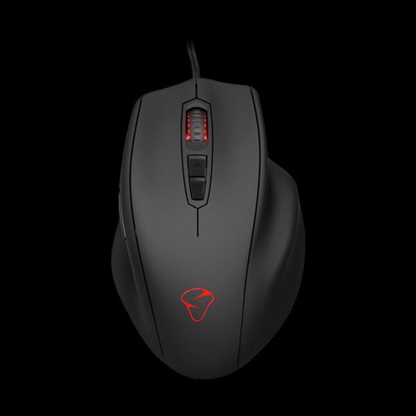 Mionix Naos 3200 DPI LED-Optical Gaming Mouse цена